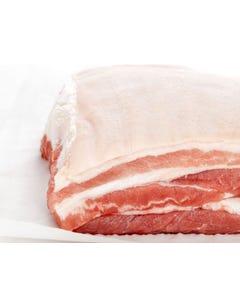 Pork King Packing inc. Pork Bellies Skin-On - 1 Kg