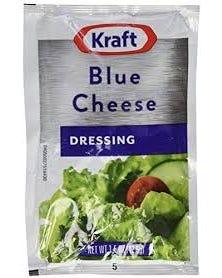 C/P-1 FS KFT DRE BLUE CHEESE (Piece)