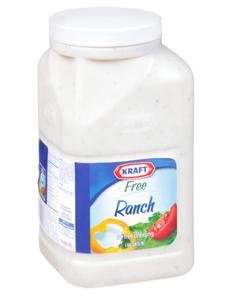 Kraft Classic Ranch Fat Free Dressing - Gallon (Piece)
