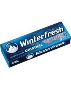 Wrigley's Winter Fresh Gum - 10 Count (Piece)