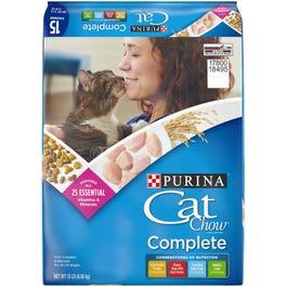Purina Friskies Cat Chow Complete - 15 Lbs (Piece)
