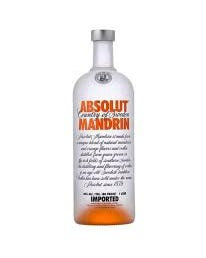 ABSOLUT MANDARIN 12/1L - 1L (Piece)