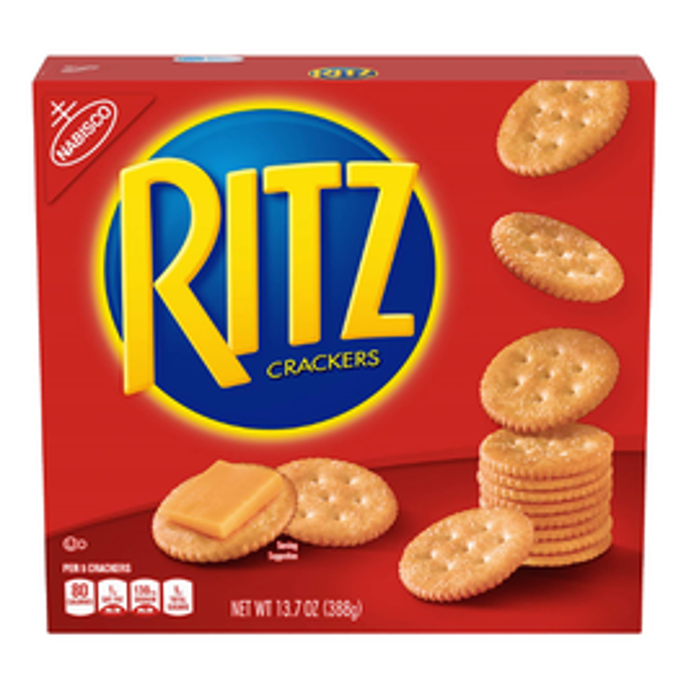 Nabisco Ritz Crackers - 61.65 oz (Piece)