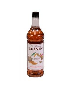 Monin Caramel Syrup - 1L (Piece)
