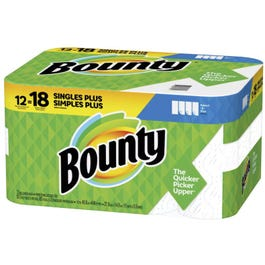Bounty Select-A-Size Paper Towels White 12 Roll (Piece)