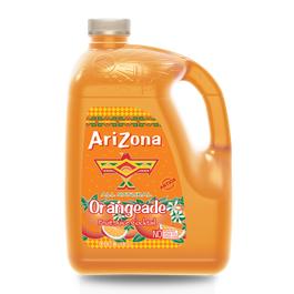 AriZona Orangeade Fruit Juice Cocktail - 128 oz (CASE)
