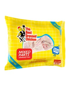 The Best Dressed Chicken Mix Parts Re Sealable  - 1L