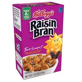 Kellogg's Raisin Bran Breakfast Cereal - 12.5 oz (Piece)
