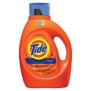Tide 2X Original Scent Liquid Laundry Detergent - 64 Loads (CASE)