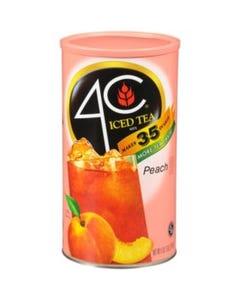 4C  ICED TEA PEACH 92.8 OZ - 92.8 OZ (Piece)