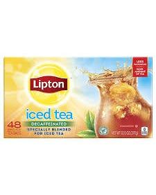 C/P-1 LIPTON ICED TEA BAGS - 48CT (Piece)