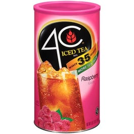 4C ICED TEA RASPBERRY 92.8 OZ - 35 QT (Piece)