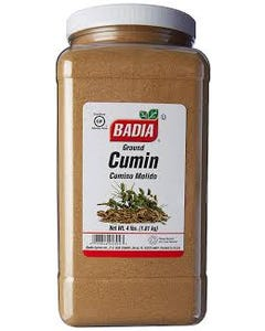 Badia Cumin Ground (4) - 4LB (Piece)