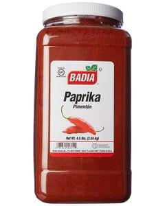 Badia Paprika (4) - 4.5LB (Piece)