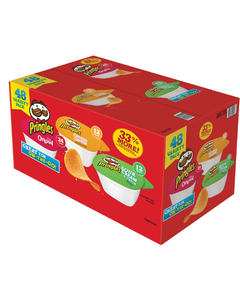 Pringles Snack Stacks Variety Pack (3 Flavors) - 48 Ct (Piece)