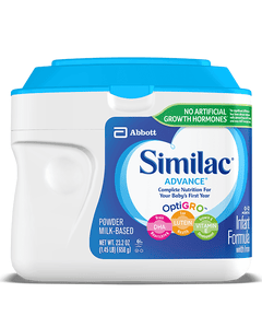 Similac Advance : Complete Nutrition for Your Baby's First Year - 1.45 lb (Piece)