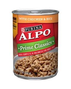 Purina Alpo Classic Chicken - 13.2 oz.