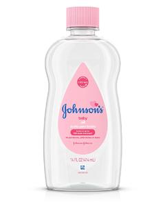 Johnson's Baby Oil - 14 oz (Piece)