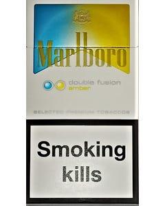 Marlboro Doulbe Fusion Amber Cigarette - Pack (Piece)