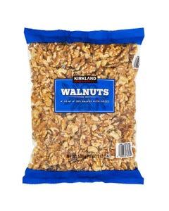 Kirkland Signature Walnuts Halves w/Pieces - 48 OZ (Piece)