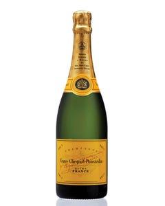 Champagne, Veuve Clicquot Brut Vintage (Piece)