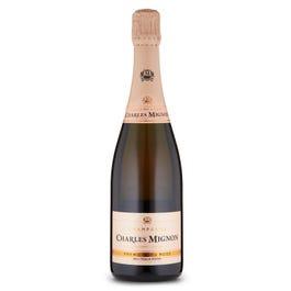Champagne, Charles Mignon Brut Premium Reserve 1er Cru Rosé (Piece)