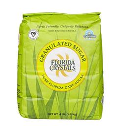 Florida Crystals Pure Florida Cane Sugar - 4 lb.