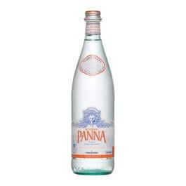 Acqua Panna Still Natural Spring Water, Glass - 75 CL