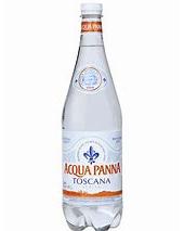 Acqua Panna Still Natural Spring Water, Plastic - 1 Ltr