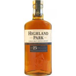 HIGHLAND PARK 25 YO 6/750ML - 750ML (Piece)