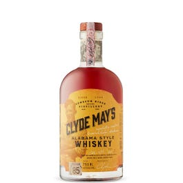 CLYDE MAY'S WHISKEY 6/750ML - 750 ML (Piece)