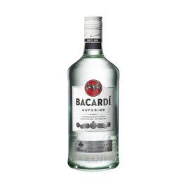 Bacardi Superior Rum - 1.75 LTR (Piece)