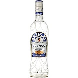 BRUGAL BLANCO RUM 12/1L - LTR (Piece)