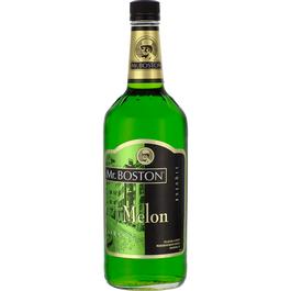 MR BOSTON MELON LIQ 12/1 - LTR (Piece)