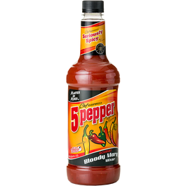 MOM 5 PEPPER BLOODY MARY 12/1 - LTR (Piece)