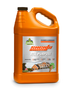 Cristal Products Sacato Xtreme All Purpose Cleaner and Degreaser - Gallon (Piece)