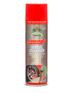 Cristal Products Sacato Xtreme Wheel Cleaner Deep Penetrating Foam - 20 OZ (Piece)