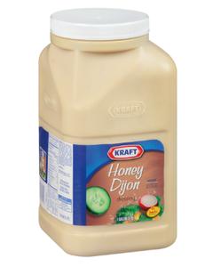 Kraft Honey Dijon Dressing - Gallon (Piece)