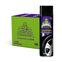 Cristal Products Untouchable Wet Tire Finish - 14 oz (Piece)