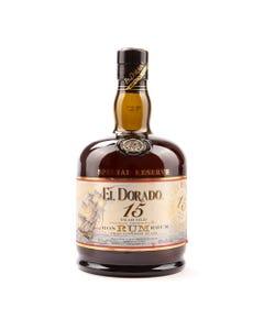 EL DORADO DEMERARA RUM 15 YR 1 - 750 ML (Piece)