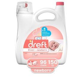 DREFT LIQ HEC NEWBORN*150 oz (CASE)