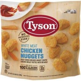 CPF TYSON CHICKEN NUGGETS (5 L - 5 LB (Piece)