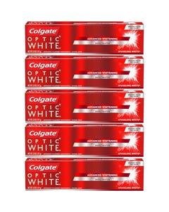 Colgate Optic White Whitening Toothpaste - 5 OZ (Piece)