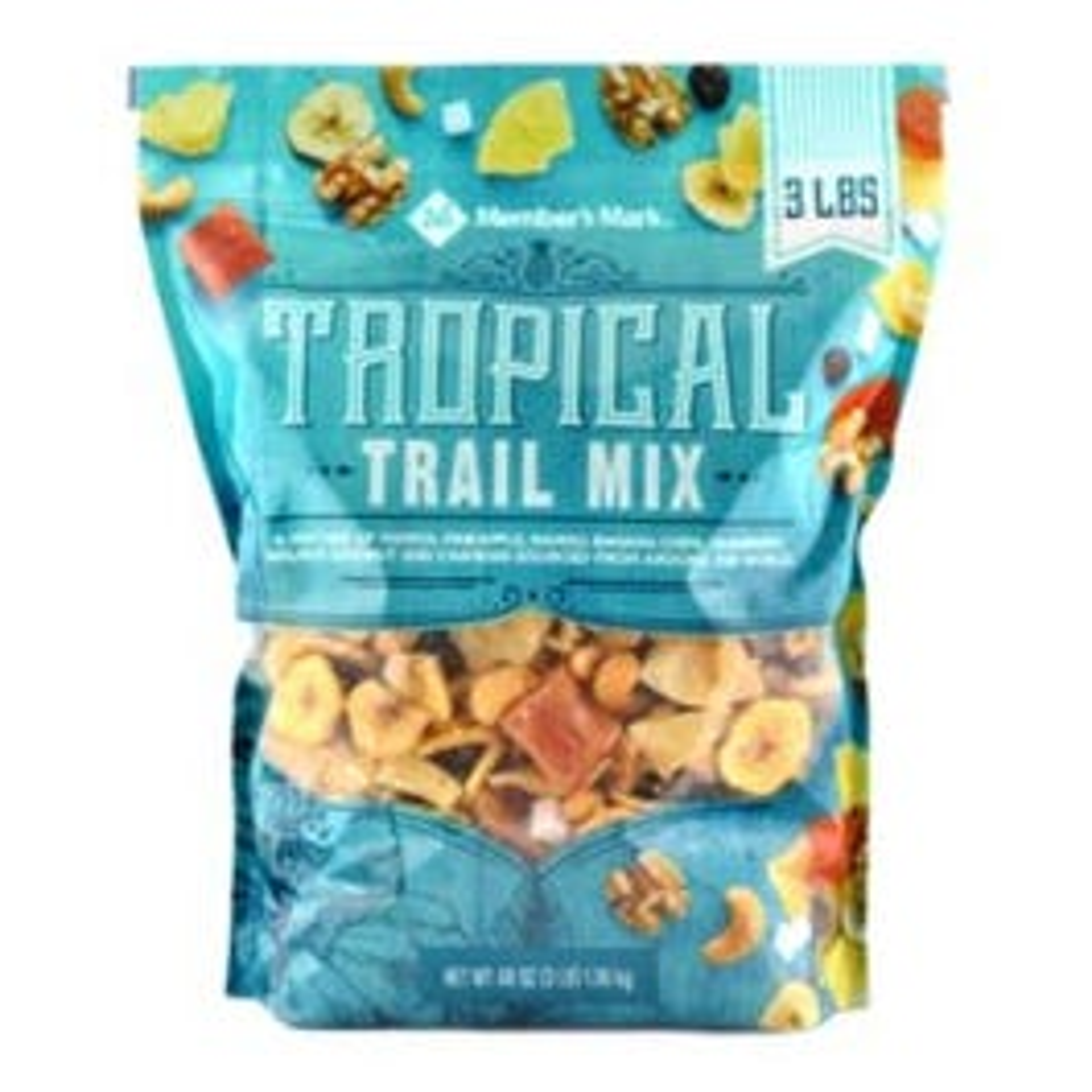 Member's Mark Tropical Trail Mix - 48 oz. (Piece)