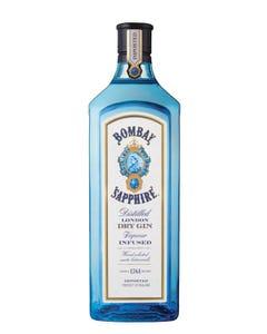 BOMBAY SAPPHIRE GIN 6/1.75 LTR - 1.75 LT (Piece)