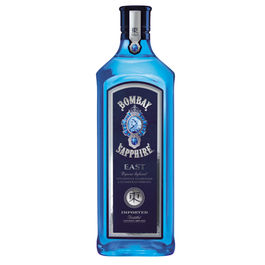 BOMBAY SAPPHIRE EAST GIN 12/1L - LTR (Piece)