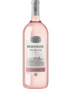 BERINGER M&V DRY ROSE 15'S (Piece)
