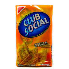 Nabisco Club Social Multicereal- 234 Grams (PACK OF 2)