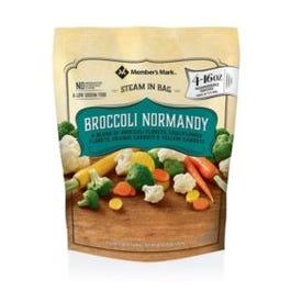 Member's Mark Frozen Broccoli Normandy - 4 Lbs (Piece)