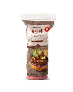 Member's Mark Angus Beef Patties - 18 Cnt (Piece)
